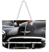 Classic Chevy Weekender Tote Bag