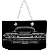 '63 Impala Weekender Tote Bag