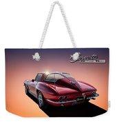'63 Stinger Weekender Tote Bag