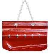 64 Red Comet Weekender Tote Bag