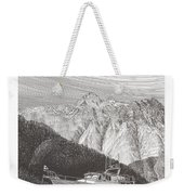 Desolation Sound Quiet Anchorage     Weekender Tote Bag