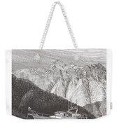 Desolation Sound Quiet Anchorage     Weekender Tote Bag