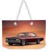 '66 Chevelle Weekender Tote Bag