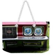 Buick Riviera  Weekender Tote Bag