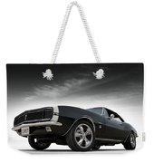 '67 Camaro Rs Weekender Tote Bag