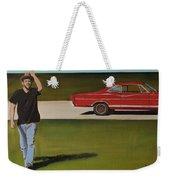 67 Ford Galaxie Weekender Tote Bag