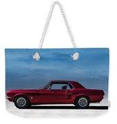 67 Mustang Weekender Tote Bag