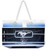 67 Mustang Emblem Weekender Tote Bag