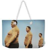 Obesity Weekender Tote Bag