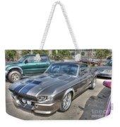 68 West Coast Gt Weekender Tote Bag