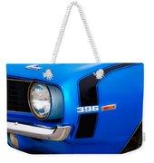 69 Camaro Weekender Tote Bag