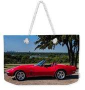 '69 Stingray Weekender Tote Bag