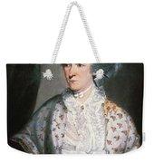 Abigail Adams (1744-1818) Weekender Tote Bag