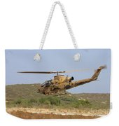 An Ah-1s Tzefa Attack Helicopter Weekender Tote Bag