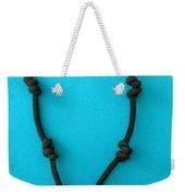 Aphrodite Melainis Necklace Weekender Tote Bag