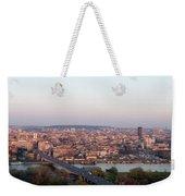 Belgrade, Serbia Weekender Tote Bag