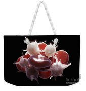 Blood Cells Weekender Tote Bag