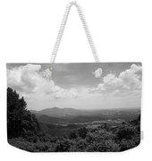 Blue Ridge Mountains - Virginia Bw 2 Weekender Tote Bag