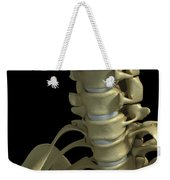 Bones Of The Neck Weekender Tote Bag