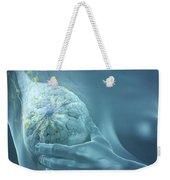 Breast Examination Weekender Tote Bag