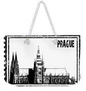 Cathedral Of St Vitus Weekender Tote Bag