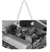 Chevrolet Engine Weekender Tote Bag