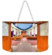 Church Of Saint Columba Weekender Tote Bag
