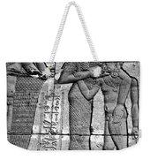 Cleopatra Vii (69-30 B.c.) Weekender Tote Bag