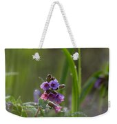 Common Lungwort Weekender Tote Bag