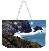 Devil's Slide Hike Weekender Tote Bag
