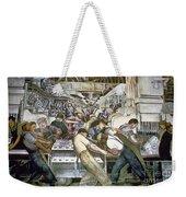 Diego Rivera - Detroit Weekender Tote Bag