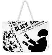 Duke Ellington (1899-1974) Weekender Tote Bag by Granger