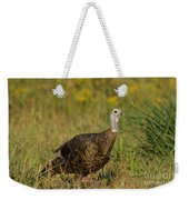 Eastern Wild Turkey Weekender Tote Bag