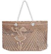 Edfu Weekender Tote Bag