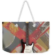 Fender Stratocaster Collection Weekender Tote Bag
