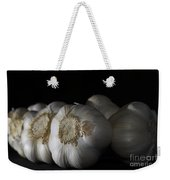Garlic Weekender Tote Bag