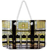 7 Hairs And Stained Glass Db Weekender Tote Bag
