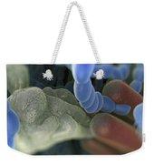 Halitosis Bacteria Weekender Tote Bag