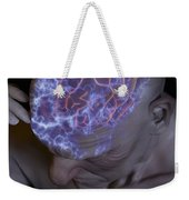 Head Pain Weekender Tote Bag
