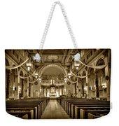 Holy Cross Catholic Church Weekender Tote Bag