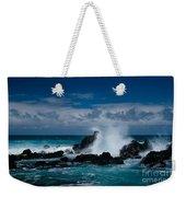 Hookipa Maui North Shore Hawaii Weekender Tote Bag
