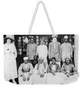 Isak Dinesen (1885-1962) Weekender Tote Bag