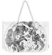 Johannes Kepler (1571-1630) Weekender Tote Bag