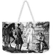 John Andre (1751-1780) Weekender Tote Bag
