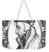 John Calvin (1509-1564) Weekender Tote Bag