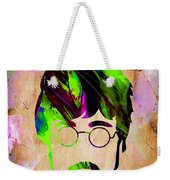 John Lennon Collection Weekender Tote Bag