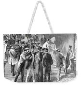 Johnson Impeachment, 1868 Weekender Tote Bag