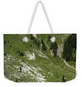 Kindersley Pass Weekender Tote Bag
