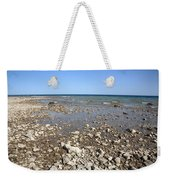 Lake Huron Weekender Tote Bag by Frank Romeo