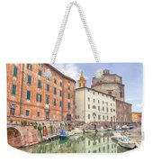 Livorno Weekender Tote Bag